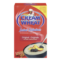 Cream Of Wheat, Instant Original