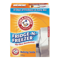 Fridge-N-Freezer Baking Soda