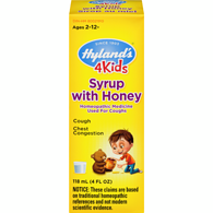 Kids Cough Syrup With Honey