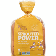 Sprouted Ancient Grain Whole Grain Hot Dog Buns