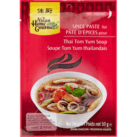 Spice Paste. Thai Tom Yum Soup