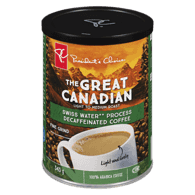 Great Canadian Coffee, Decaf