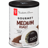 Gourmet Coffee, Regular