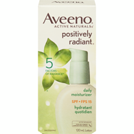 Positively Radiant Daily Moisturizer, SPF 15