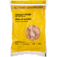 Club Pack Chicken Wings, Split