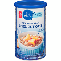 Blue Menu 100% Whole Grain Steel Cut Oats