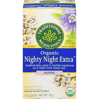 Organic Nighty Night Valerian Tea