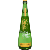 Sparkling Water, Ginger & Lemongrass