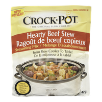 Crock Pot, Hearty Beef Stew