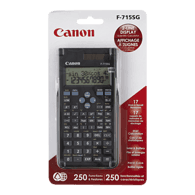 F-715SG Scientific Calculator