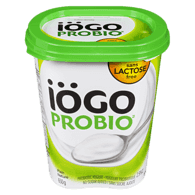 Probio Yogurt, Plain