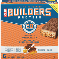 Builder's Bar, Chocolate Peanut Butter