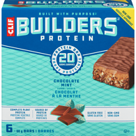 Builder's Bar, Chocolate Mint