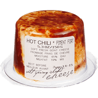 Hot Chile Goat Cheese