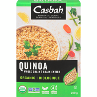 Quinoa grains entiers
