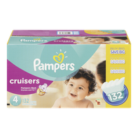 Cruisers, Super Economy Pack Size 4 Diapers