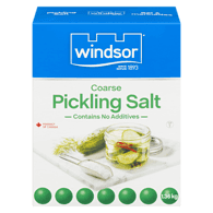 Canning & Pickling Course Salt