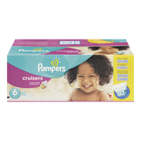Cruisers, Super Economy Pack Size 6 Diapers