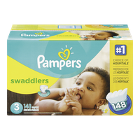 Swaddlers, Super Economy Pack Size 3 Diapers