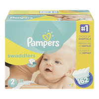 Swaddlers, Super Economy Pack Size 2 Diapers