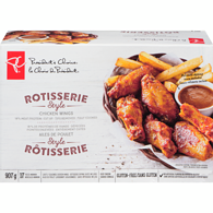 Rotisserie-Style Chicken Wings