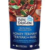 Stir Fry Sauce, Honey Teriyaki