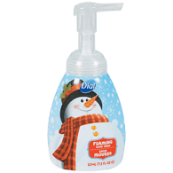Holiday Foaming Hand Wash, Snowman
