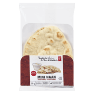 Mini Traditional Naan