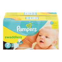 Swaddlers, Super Pack Size 2 Diapers