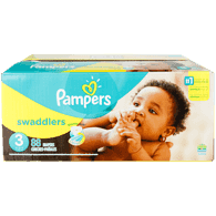 Swaddlers, Super Pack Size 3 Diapers
