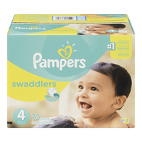 Swaddlers, Super Pack Size 4 Diapers