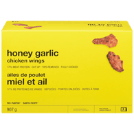 Chicken Wings, Honey Garlic