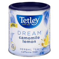 Dream Herbal Tea, Camomile Lemon