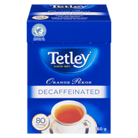 Orange Pekoe Black Tea, Decaf