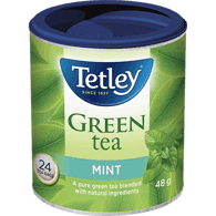 Green Tea, Mint