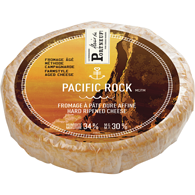 Hard Ripened Pacific Cheese (by weight)