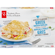 World of Flavours Greek Chicken Souvlaki Lasagna