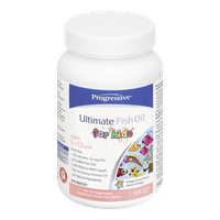 Ultimate Fish Oil For Kids Chewable Soft Gels
