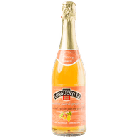 Sparkling Peach Grape Juice