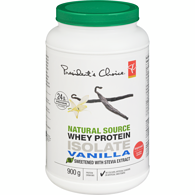 Whey Protein Isolate, Vanilla