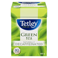 Natural Decaff Green Tea