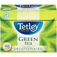 Green Tea, Decaf