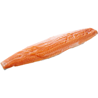 Fresh Atlantic Salmon Skin-On, Club Pack