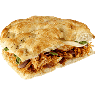 Chicken and Sundried Tomato Panini