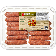 Original Breakfast Pork Sausages