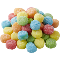 Sour Gummy Poppers