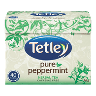 Pure Peppermint Herbal Tea