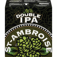 Double IPA St-Ambroise
