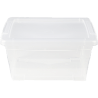 Clear Accessories Box, 2L
