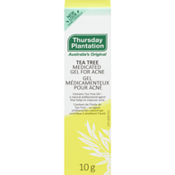 Acne Medication Gel, Tea Tree